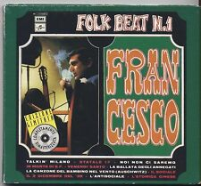 FRANCESCO GUCCINI - Folk Beat N.1 - CD DIGIPACK EDIZIONE LIMITATA NEAR MINT