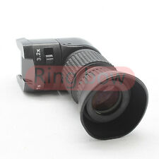1X-3.2X Right Angle Finder Viewfinder For Pentax Canon 5DII Nikon D5000 Sony