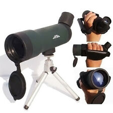 Night Vision HD Spotting Scope 20 X 50 Power Monoculars Telescopes With Tripod