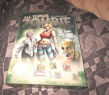 2009 All Things Zombies Not Just Another Zombie Game Unpunched Excellent Conditi