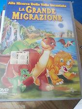 DVD FILM BAMBINI ORIGINALE  ALLA RICERCA DELLA VALLE INCANTATA  - FESTIVANYA -