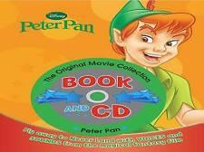 CD y libro de Disney: Peter Pan por Parragon libro servicio Ltd (producto de medios mixtos..