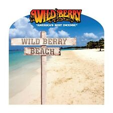 "30*Wildberry Incence hand dipped 11 "" sticks 17 Scents Wild Berry Beach Party"