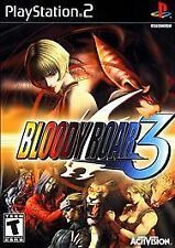 Bloody Roar 3 (Sony PlayStation 2, 2001) Complete Free Shipping
