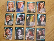 DR WHO CARDS MONSTER INVASION DOCTORS ALLY INC SUPER RARE 3D AMY POND 122