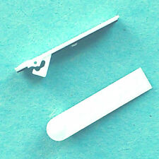 100% Genuine Nokia Lumia 800 USB charging port slot cover tilt door White gate
