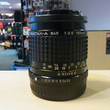 Used Pentax SMC A 645 150mm f3.5 lens - 1 YEAR GTEE