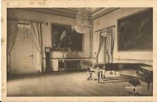Tarjeta Postal BELLEZAS Y ENCANTOS DE ARANJUEZ. Palacio Real - Antecamara reina