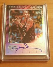 2015-16 Panini Gala ALLEN IVERSON GENREGRAPHS COMEDY On Card Autograph 24/25.