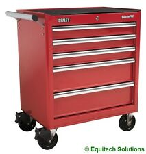 Sealey Tools AP33459 Roll Cab Cabinet Toolbox Chest Ball Bearing Runners Slides