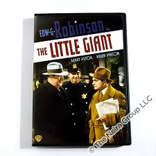 The Little Giant DVD New Edw G Robinson Mary Astor