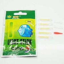 Envío Gratis 100pcs 30m visibilidad químicos Pesca Luz Fluorescente Stick