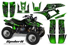 YAMAHA WARRIOR 350 GRAPHICS KIT CREATORX DECALS STICKERS SPIDERX G