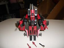 Hasbro Transformers G1 Conehead Seeker Thrust, complete