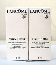 Lancome Visionnaire Advanced Multi Correction Cream X 2 BNIB New
