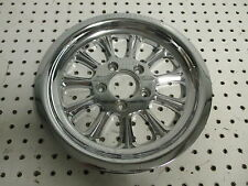 Aftermarket Chrome 66 Tooth Sprocket  Z66FLT-90-1