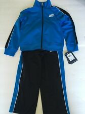 Nike Boy 2 Piece Track Suit Size 4 Years Polyester