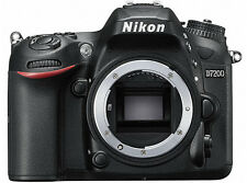 Nikon D7200 Body 24.2MP DX-Format Digtal SLR Camera  Japan Domestic Version New