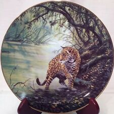 Deep In The Jungle Big Cats Of The World Leopard Numbered