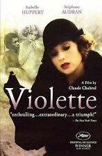 Violette (a.k.a. Violette Noziere) -- UNLIMITED SHIPPING ONLY $5