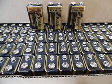 CASE 200 NEW Gold Peak  9V 9 VOLT Alkaline Batteries EXP in 7- 2019 6lf22 6lr61