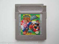 Sports Illustrated for Kids: The Ultimate Triple Dare (Nintendo Game Boy, 1994)