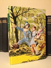 The Wizard Of Oz L. Frank Baum Illustrated By Evelyn Copelman