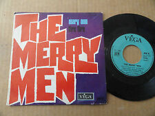 "DISQUE 45T DE THE MERRY MEN  "" MARY ANN """