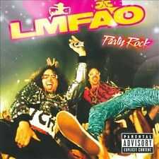 Party Rock [PA] by LMFAO (CD, Jul-2009, Interscope (USA))