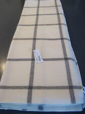 NEW Pendleton Eco-Wise Machine Washable LL Bean Wool 90x80 Full (Double) Blanket