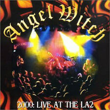 Angel Witch - 2000: Live At The LA2 CD NWOBHM