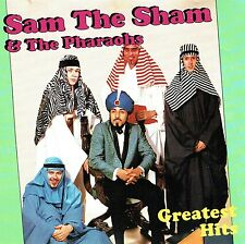 (CD) Sam The Sham & The Pharaohs - Greatest Hits - Wooly Bully, Ju Ju Hand,u.a.
