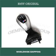 BMW E60 E61 M5 E63 E64 M6 Illuminated Gear Selector SMG NEW Genuine 25162282750