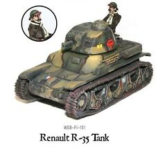 Bolt Action BNIB Renault R-35 Tank