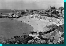 CPSM - TRÉGASTEL la da spiaggia in coz-pors e les rochers granito rosa