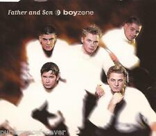 BOYZONE - Father And Son (UK 3 Track CD Single Pt 1)