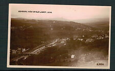 ISLE OF MAN. GENERAL VIEW OF.OLD LAXEY OLD REAL PHOTO POSTCARD