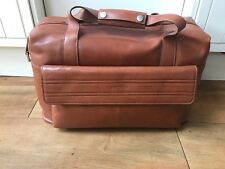 HIDESIGN 100% FULL LEATHER WEEKEND BAG BRAND NEW,TAGS RRP £240