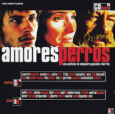AMORES PERROS - 2 CD - ORIGINAL SOUNDTRACK