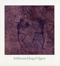 King & Queen - Sol Invictus (2012, CD NIEUW)