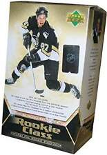 2005-06 Upper Deck Rookie Class Hockey Factory Sealed Hobby Box Set - Crosby RC