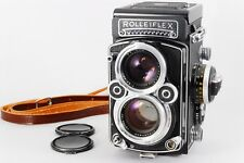 【TOP MINT WHITE FACE】 Rolleiflex 2.8F TLR w/ Xenotar 80mm f2.8 From Japan #1461