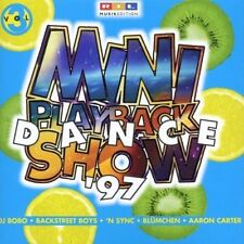 Mini Playback Dance Show 3 (1997) DJ Bobo, Aaron Carter, Backstreet Boys,.. [CD]