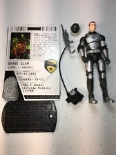 GI Joe Cobra ROC Rise Of Cobra Figure Lot Walmart Exclusive Grand Slam