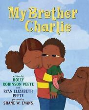 Holly Robinson Peete - My Brother Charlie (2011) - Used - Trade Cloth (Hard
