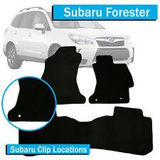 Subaru Forester SJ - (2013-Current) - Tailored Car Floor Mats