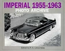 Imperial 1955-1963 Photo Archive, Letourneau, P.A., New Book