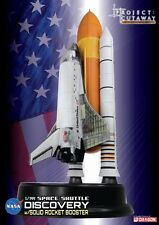 DRAGON ARMOR 1/144 Space Shuttle Discovery w/Solid Rocket Booster CUTAWAY 47403