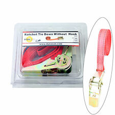 FH45615 Cinghia Fissaggio a Cricchetto Nastro Tenditore Cintura Tensore