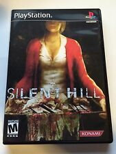 Silent Hill - Playstation - Replacement Case - No Game